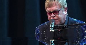 Elton John Doesn't Leave A Dry Eye In The House After Heartbreaking Tribute To George Michael