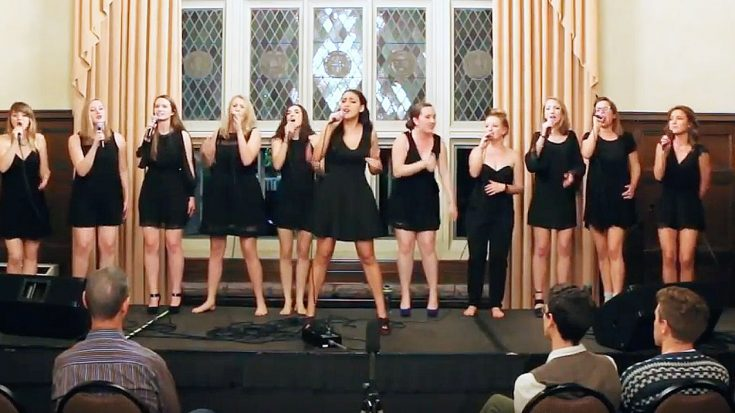 "Acappella Choir Stuns This Audience With Their Enchanting Performance Of ""Stairway To Heaven""! 