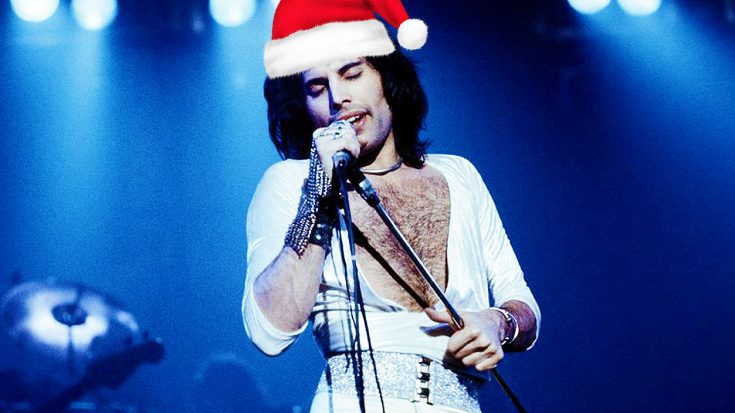 Freddie Mercury Raises A Special Toast For Christmas, And It's Everything You'll Ever Want This Year! | Society Of Rock Videos