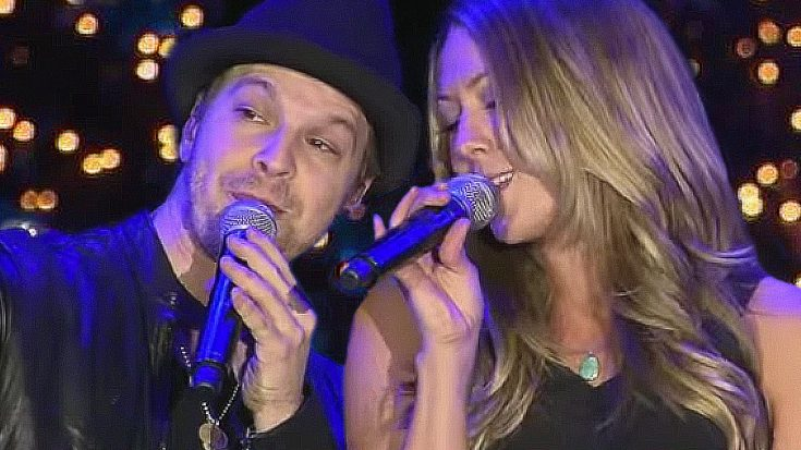 "You're Going To Love Gavin DeGraw And Colbie Caillat's Warm And Toasty ""Baby It's Cold Outside"" Duet 