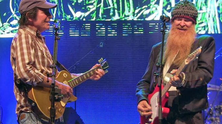 "Billy Gibbons Turns 67 Today – Celebrate Your Favorite ""Sharp Dressed Man"" With This John Fogerty Duet 