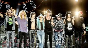 Guns N' Roses Announce North America Tour Dates In 2017!