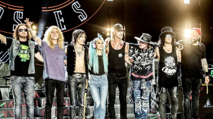 Guns N' Roses Announce North America Tour Dates In 2017! | Society Of Rock Videos