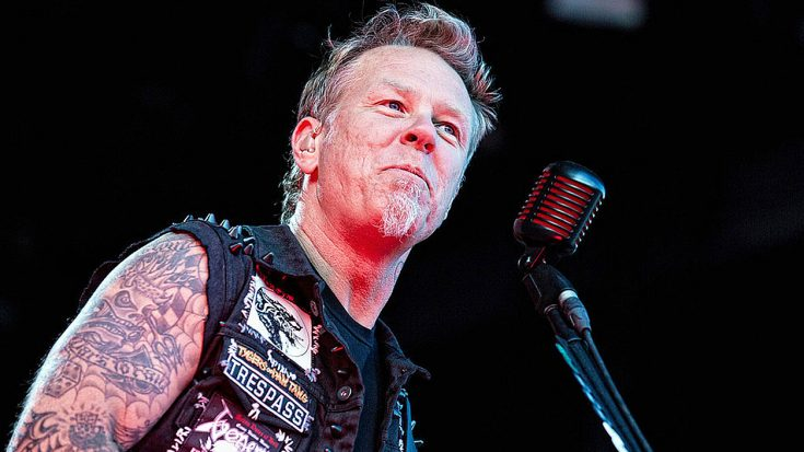 James Hetfield Forced Out Of His Own Home After Neighbors Branded Him Enemy Number One… | Society Of Rock Videos