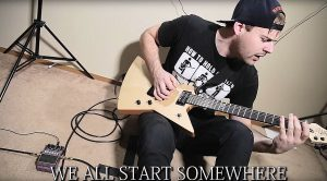 If You Want To Learn How To Play Metal Guitar, This Guy Has Got You Covered… Kinda