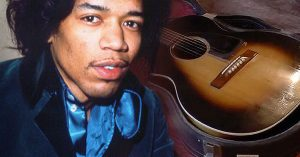 Wait – Jimi Hendrix's 'All Along The Watchtower' Guitar Sold For How Much?