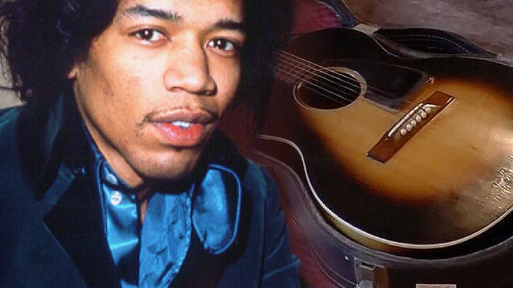 Wait – Jimi Hendrix's 'All Along The Watchtower' Guitar Sold For How Much? | Society Of Rock Videos