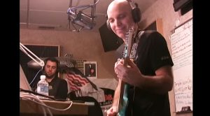 Joe Satriani Is Asked To Play Guitar On Air And People Immediately Reach For Their Cameras…