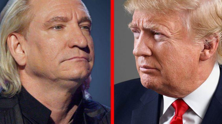 Joe Walsh Reveals The Astonishing Reason Why Artists Won't Play Trump's Inauguration | Society Of Rock Videos