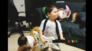 This 2-Year-Old Jamming Out To A Metal Song Just Became The Cutest Thing On The Entire Internet!