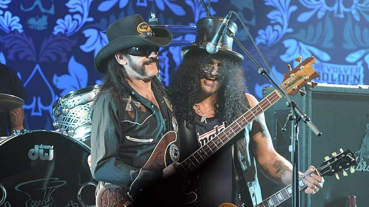 Slash, Lemmy, And Many Other Rock Legends Team Up For Epic Performance Of 'Ace Of Spades'! | Society Of Rock Videos