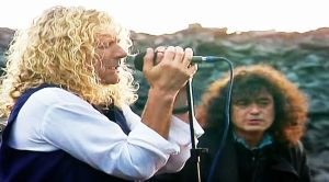 Robert Plant & Jimmy Page Put New Twist On 'When The Levee Breaks' – You Have To See This!