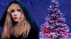 It's Not Christmas Without Stevie Nicks' Beautiful Take On 'Silent Night'!