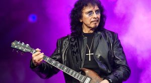 Sad News Regarding Black Sabbath Guitarist, Tony Iommi…