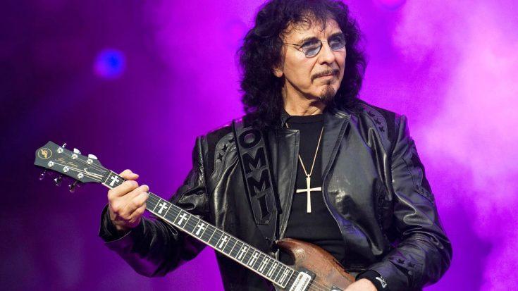 Sad News Regarding Black Sabbath Guitarist, Tony Iommi… | Society Of Rock Videos