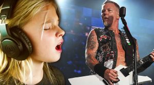 "10-Year Old Girl Amazes Everyone With Phenomenal Cover Of Metallica's ""Nothing Else Matters"""