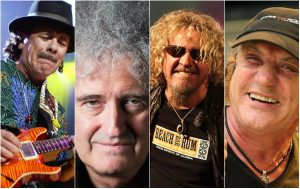 Rock Stars Who Will Turn 70 in 2017