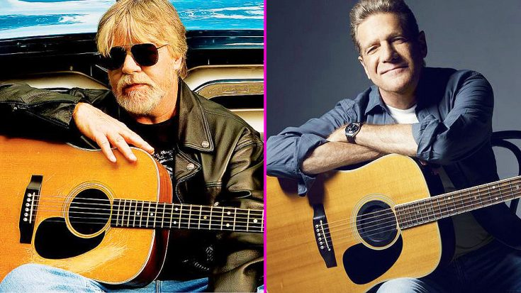Bob Seger Celebrates Glenn Frey's Life By Releasing A Brand New, Emotional Tribute Song | Society Of Rock Videos