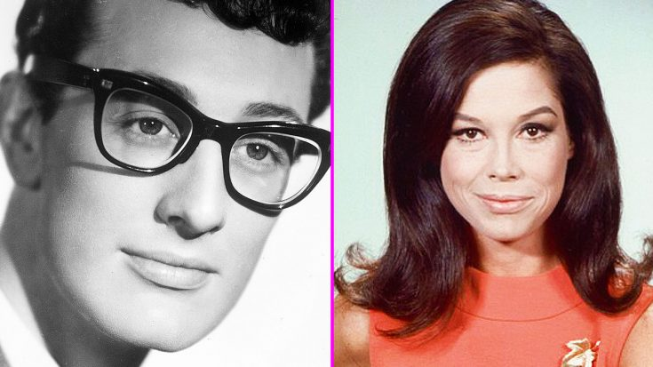 The Shocking, Mysterious Link Between Buddy Holly And Mary Tyler Moore No One Knew About! | Society Of Rock Videos