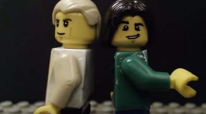 Someone Remade Bowie And Jagger's 'Dancing in the Street' Video Entirely Out Of Lego, And It Is Awesome