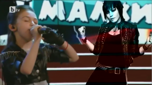 11 Year Old Girl Totally Crushes This Joan Jett Hit