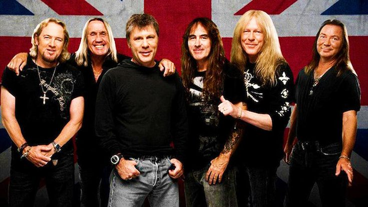 Iron Maiden Announce They Will Embark On Epic North American Tour—See If They'll Be In Your City! | Society Of Rock Videos