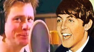 "Comedian Jim Carrey's Whacky And Quirky Take On The Beatles ""I Am The Walrus"" Is Everything!"
