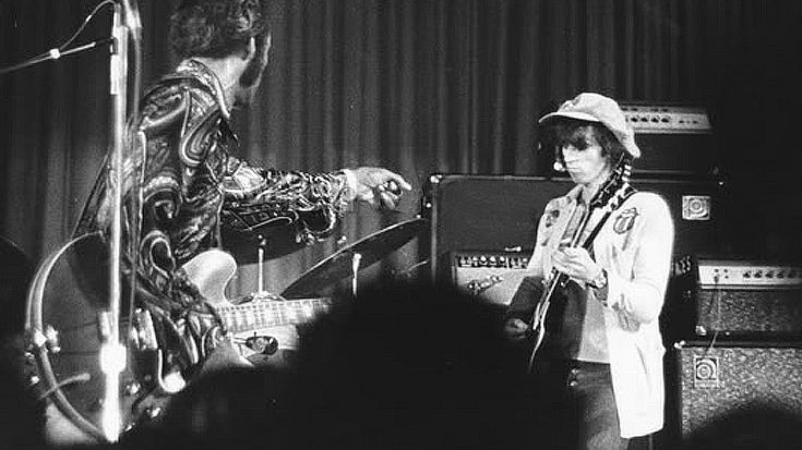 Remember The Time Chuck Berry Booted Keith Richards Off His Stage? We Do, And It's Still Hilarious | Society Of Rock Videos