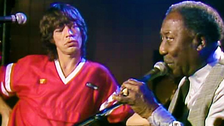 Mick Jagger Gives Crowd Surprise Of A Lifetime—Joins Muddy Waters On Stage For Legendary Duet! | Society Of Rock Videos