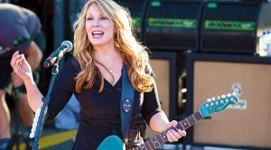 Heart's Nancy Wilson Surprises Everyone With New Music From Her Side Project: Roadcase Royale!