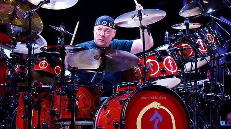 A Recording Of Neil Peart's First Ever Drum Solo Surfaces ...