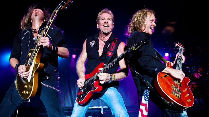 Night Ranger Have Announced A Brand New Album, And The First Single Is Phenomenal! | Society Of Rock Videos
