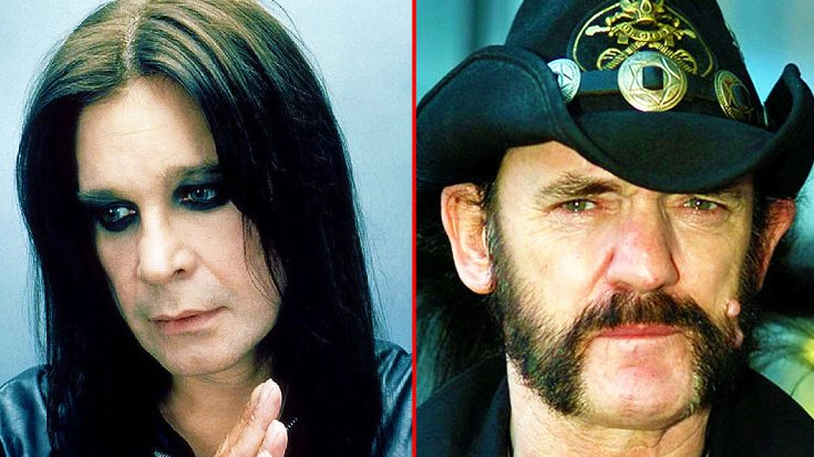After Over A Year Ozzy Osbourne Finally Opens Up About Lemmy's Death, With This Heartbreaking Statement | Society Of Rock Videos