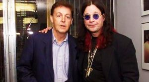 Ozzy Osbourne Meets Paul McCartney For The First Time— They Immediately Become Best Friends!