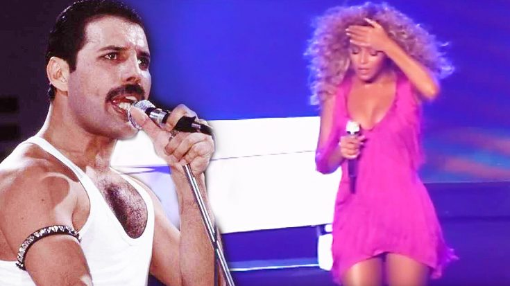 """Beyoncé Attempts To Sing Queen's """"Bohemian Rhapsody"""" Live—Completely Butchers The Lyrics 