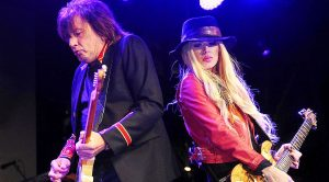Watch As Ritchie Sambora And Orianthi Surprise Crowd With Debut Of New, Incredible Song!