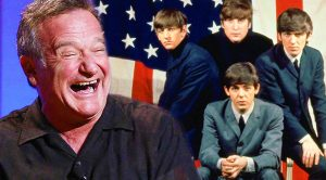 "Robin Williams' Cover Of The Beatles ""Come Together"" Is One Of The Greatest Things You'll Ever Hear!"