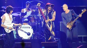 "Steven Tyler, Jeff Beck And Sting Team Up For Breathtaking Performance Of ""Sweet Emotion""!"