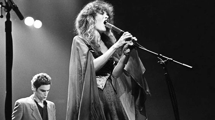 "Unheard, Alternative Version Of Stevie Nicks' ""Bella Donna"" Surfaces"