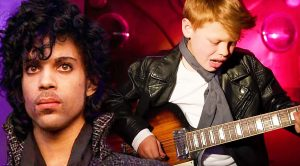 11-Year Old Toby Pays Emotional Tribute To Prince With This Masterful 'Purple Rain' Cover