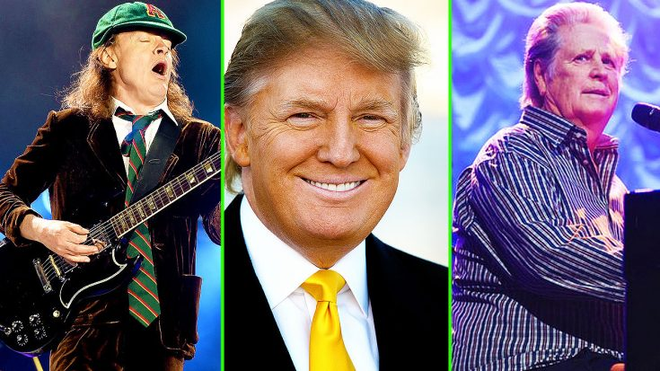 A Band Has Finally Been Confirmed To Play Trump's Inauguration, And It's Not Who You'd Expect…   Society Of Rock Videos