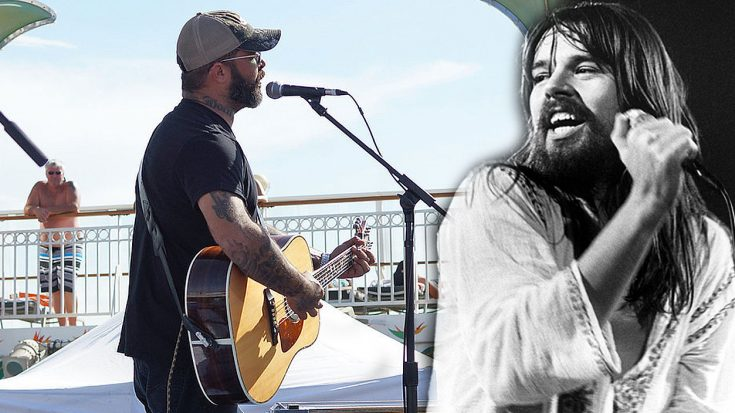 Aaron Lewis Delivers Arguably The Most Powerful Cover Of Bob Seger's 'Turn The Page' Live In 2013 | Society Of Rock Videos