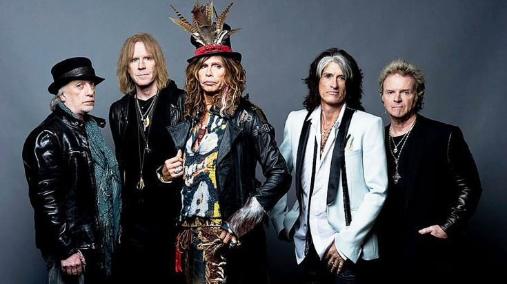 RIP Aerosmith… | Society Of Rock Videos