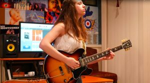 "If You Haven't Heard This Young Lady Tear Up Jimi Hendrix's ""Hey Joe,"" You're Missing Out – Big Time"