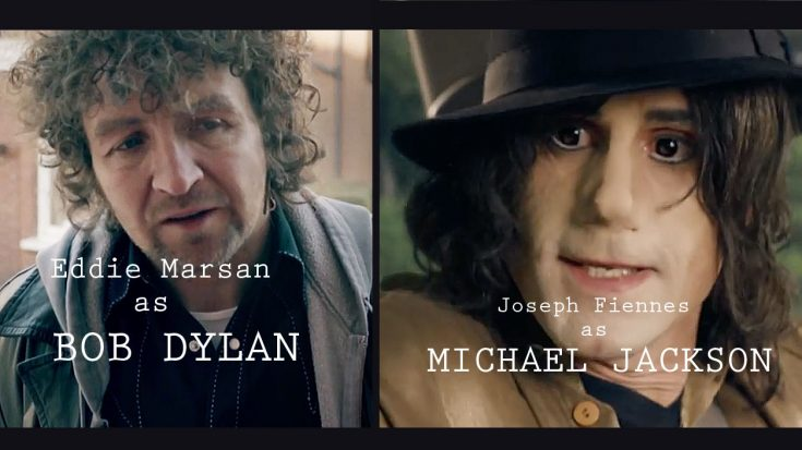 "Film Trailer Featuring ""Bob Dylan"", ""Michael Jackson"", And Many Other Is Causing Quite The Uproar 