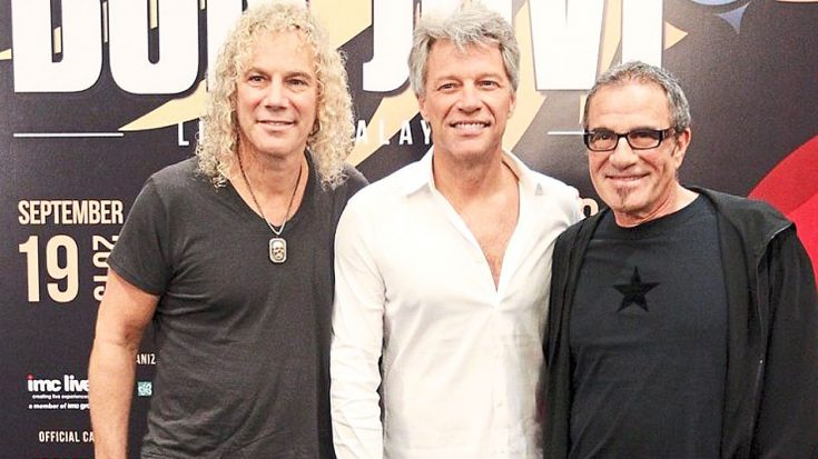 Bon Jovi Suddenly Make Surprise Announcement That's Totally Out Of Left Field! | Society Of Rock Videos