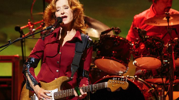 The Thrill Is Alive And Well When Bonnie Raitt Does Serious Justice To This B.B. King Classic   Society Of Rock Videos