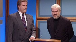 'Sean Connery' Gets The Last Laugh In Saturday Night Live's Hilarious 'Celebrity Jeopardy!' Tribute