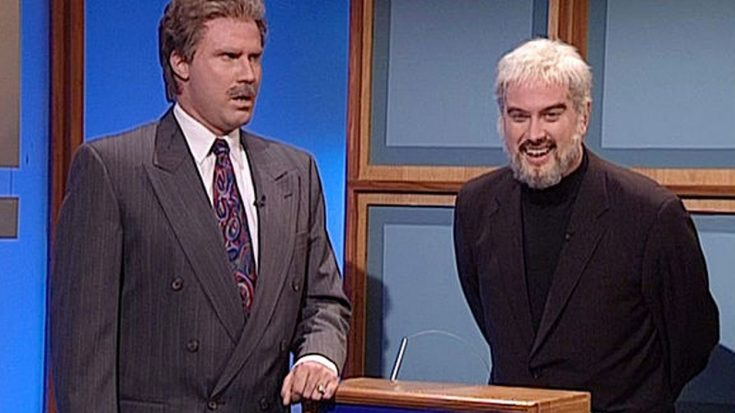 Watch Saturday Night Live Clip: Celebrity Jeopardy ...