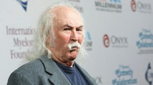 David Crosby Has Just Released A Brand New Song And It Takes A Direct Shot At Congress